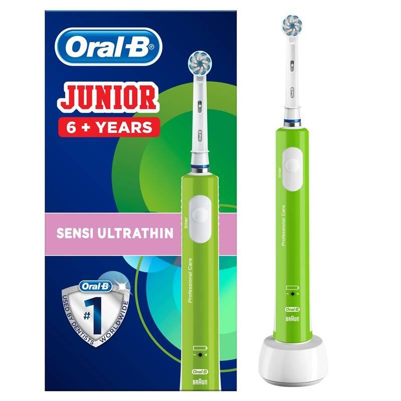 Zubná kefka Oral-B Junior 6+