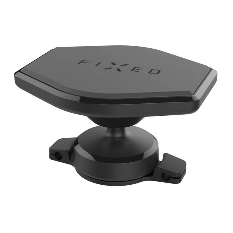 Držiak na mobil FIXED Icon Flex na palubnú dosku (FIXIC-FLEX-BK) čierny