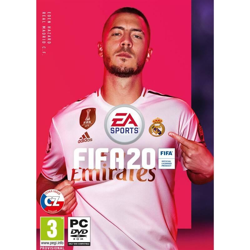 Hra EA PC FIFA 20 (EAPC01804)