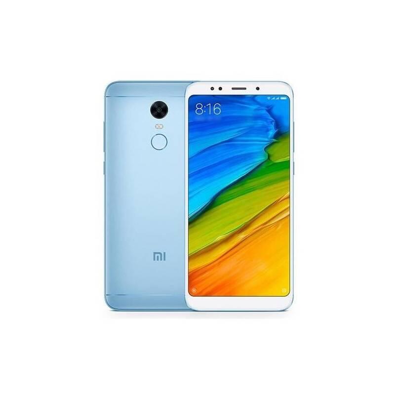 Mobilný telefón Xiaomi Redmi 5 Plus 64 GB (17840) modrý Software F-Secure SAFE, 3 zařízení / 6 měsíců (zdarma)