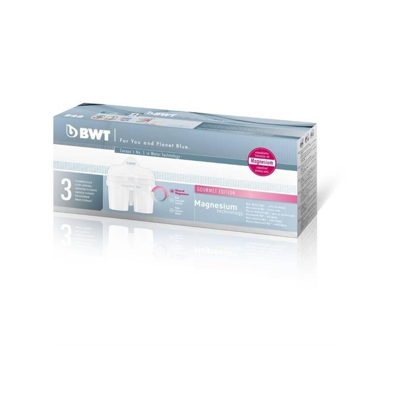 Filter na vodu BWT magnesium 3 ks