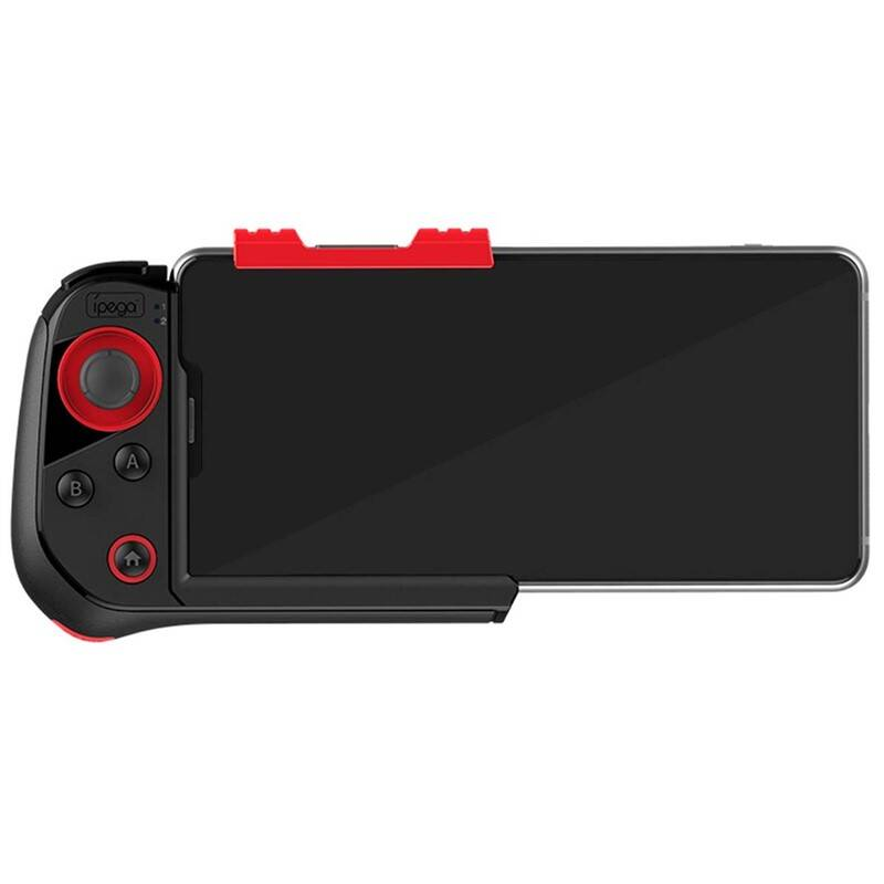 Gamepad iPega Red Spider, iOS/Android, BT (PG-9121) černý/červený
