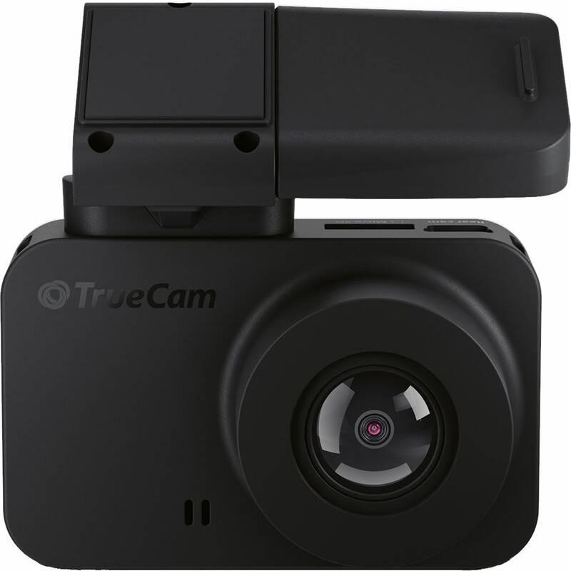 Autokamera TrueCam M7 GPS Dual čierna