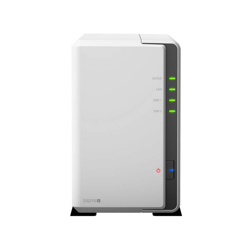 Sieťové úložište Synology DiskStation DS216j (DS216J)