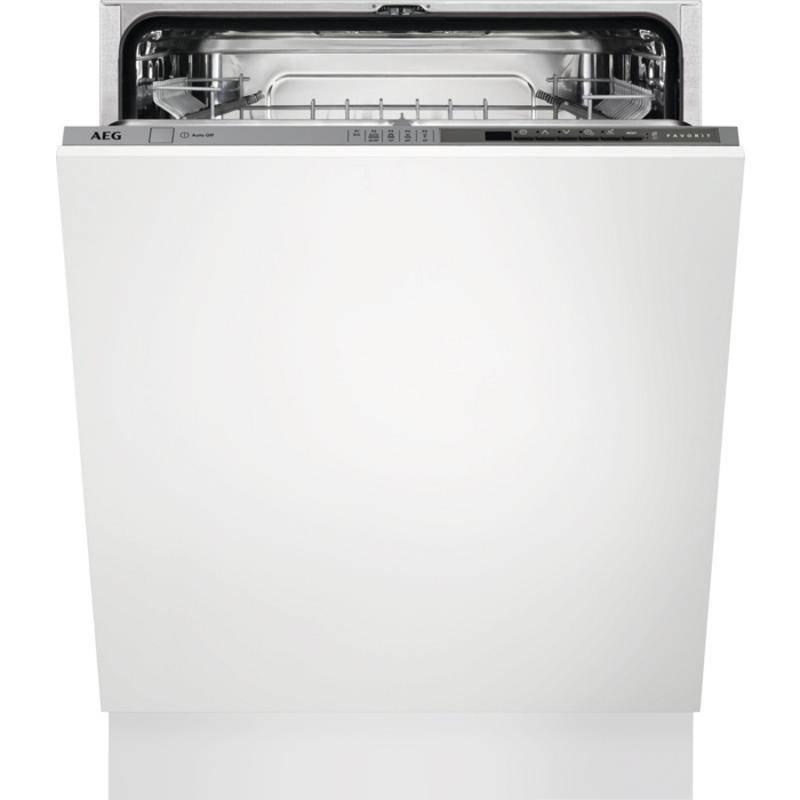 Umývačka riadu AEG Mastery FSB52610Z + Doprava zadarmo