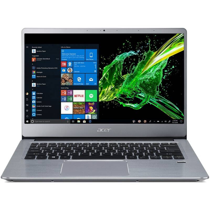 Notebook Acer Swift 3 (SF314-41-R7RF) (NX.HFDEC.004) stříbrný