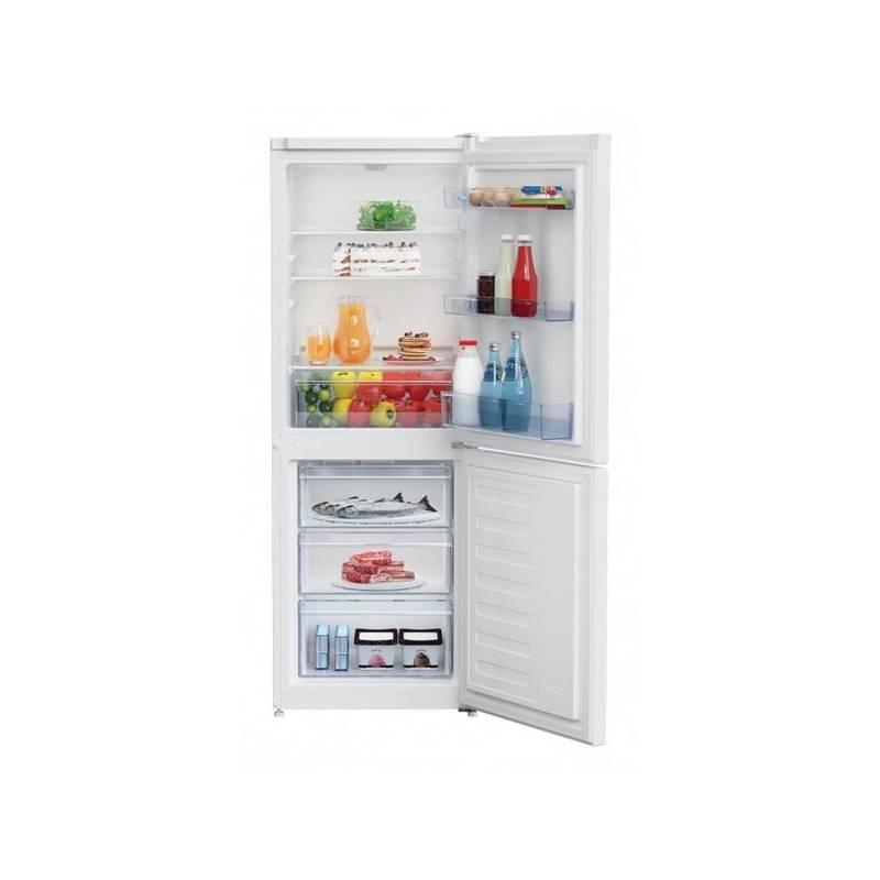 Kombinácia chladničky s mrazničkou Beko CSA 240 M30W biela + Doprava zadarmo