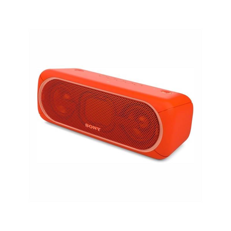Prenosný reproduktor Sony SRS-XB40 červené + Doprava zadarmo