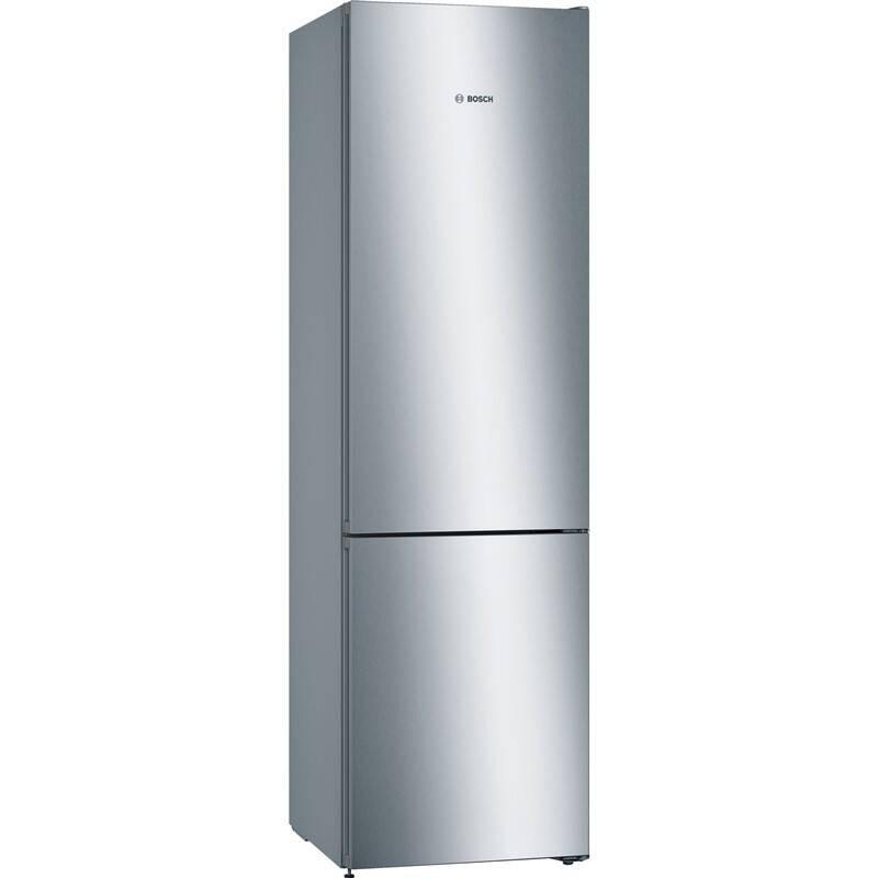 Kombinácia chladničky s mrazničkou Bosch Serie   4 KGN39VLDA nerez + Doprava zadarmo