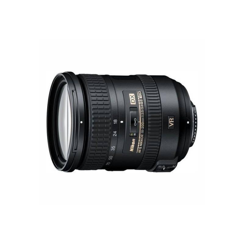 Objektív Nikon 18-200MM F3.5-5.6G AF-S DX VR II čierny