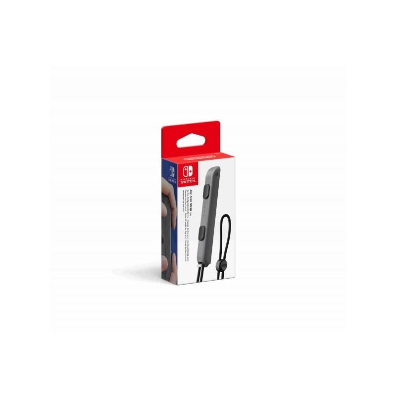 Popruh Nintendo Joy-Con Strap (NSP090) sivé