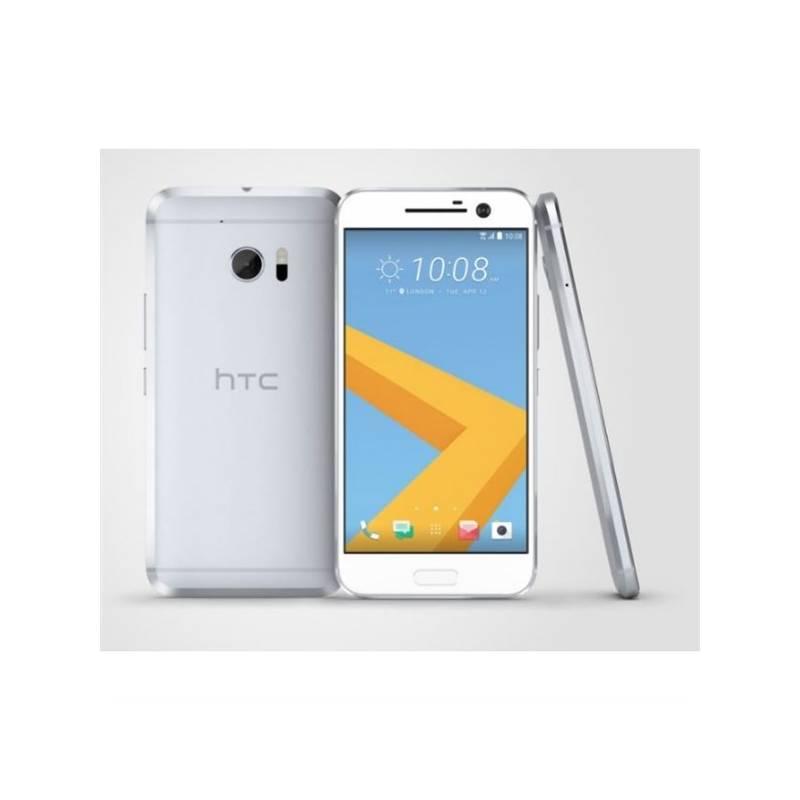 Mobilný telefón HTC 10 - glacier silver (99HAJH017-00) Software F-Secure SAFE 6 měsíců pro 3 zařízení (zdarma) + Doprava zadarmo