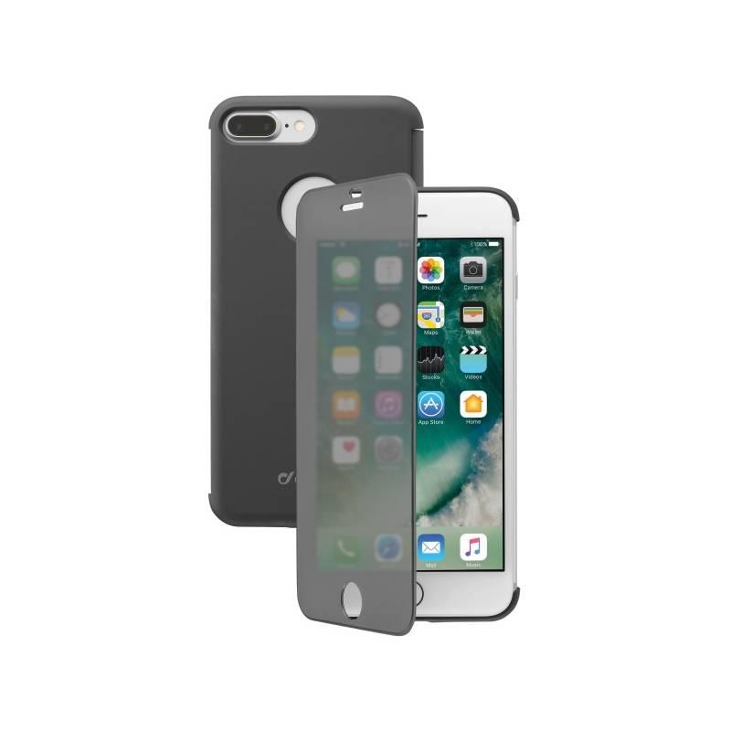 Puzdro na mobil flipové CellularLine Touch pro Apple iPhone 8 Plus   7 Plus  (BOOKTOUCHIPH755K 91431067f1b