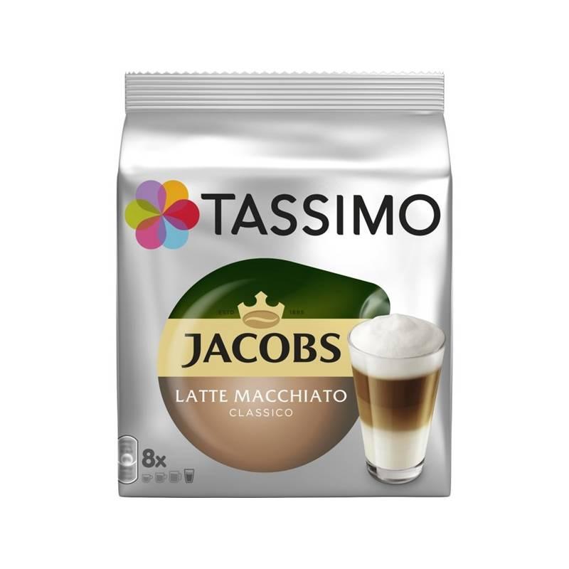 Kapsule pre espressa Tassimo Jacobs Krönung Latte Macchiato 264g