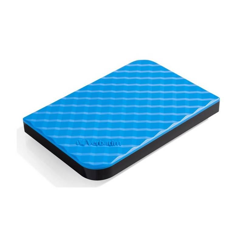 Externý pevný disk Verbatim Store 'n' Go GEN2 1TB (53200) modrý