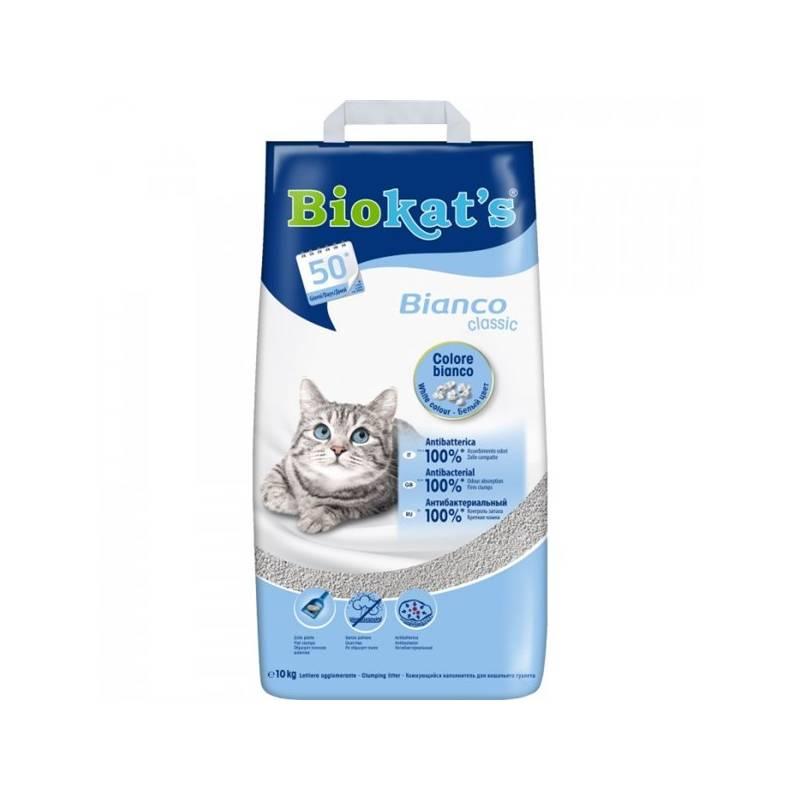 Podstielky Biokat´s Bianco Hygiene 5kg