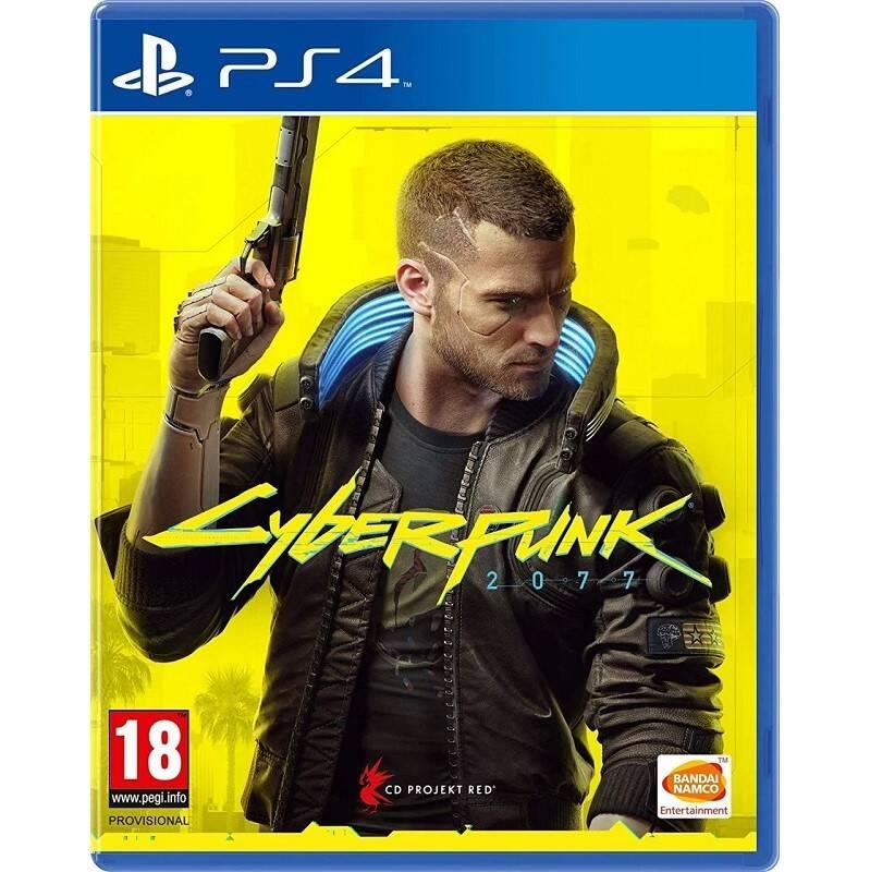 Hra CD Projekt PlayStation 4 Cyberpunk
