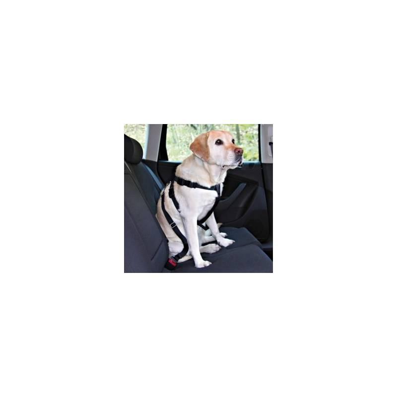 Postroj Nobby bezpečnostní pro psa do auta XL