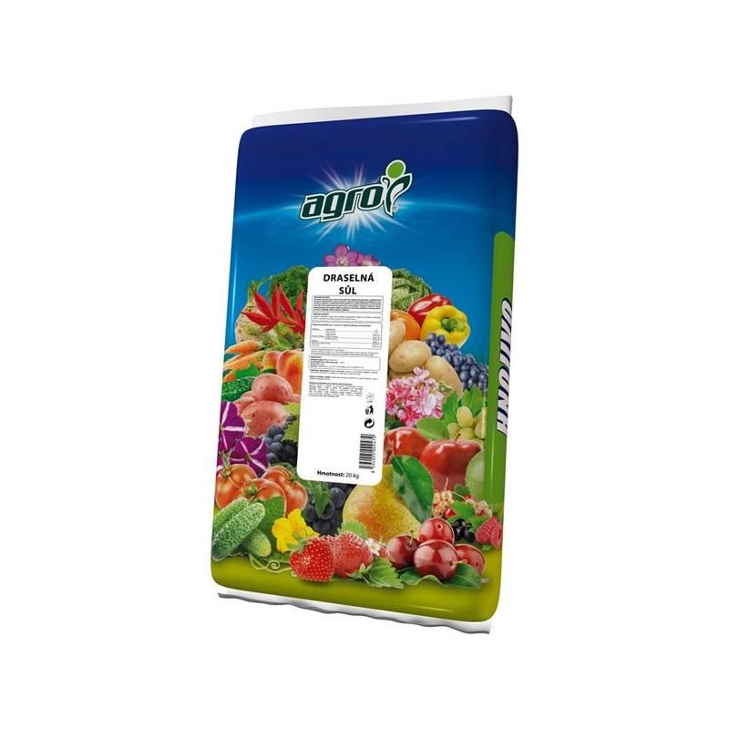 Hnojivo Agro Draselná sůl 20 kg