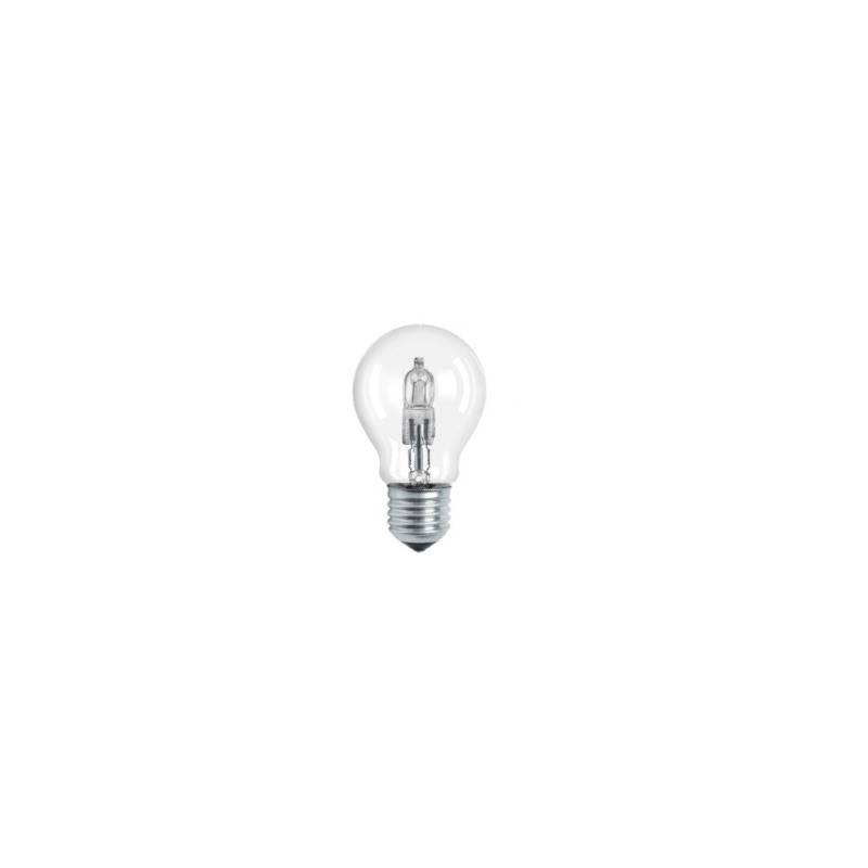 Halogénová žiarovka Osram klasik, 57W, E27, teplá bílá, stmívatelná (211390)