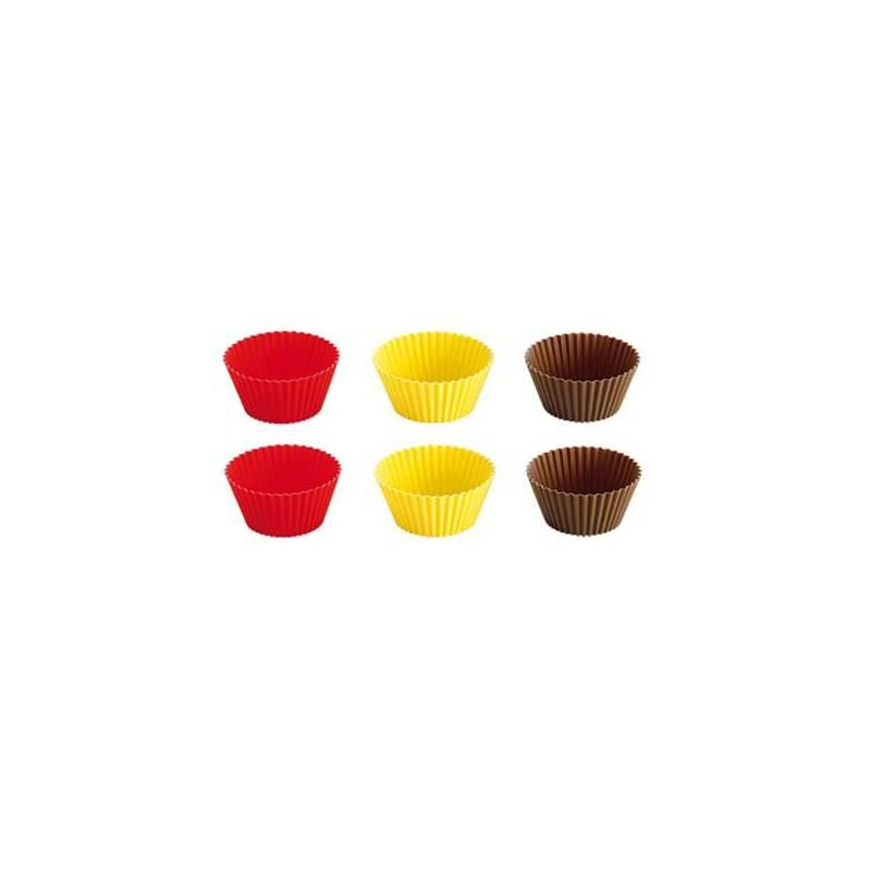 6806f773c Košíčky Tescoma Delícia 6 ks, na muffiny (630644.00)