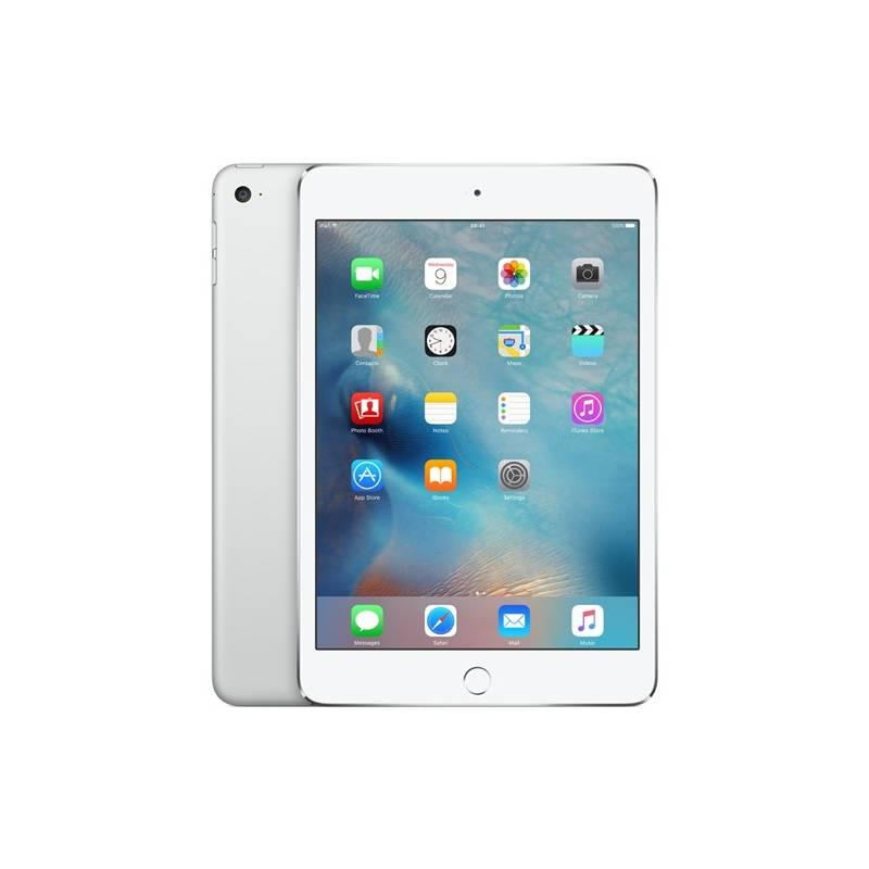 Tablet Apple iPad mini 4 Wi-Fi 128 GB - Silver (mk9p2fd/a) Software F-Secure SAFE 6 měsíců pro 3 zařízení (zdarma) + Doprava zadarmo