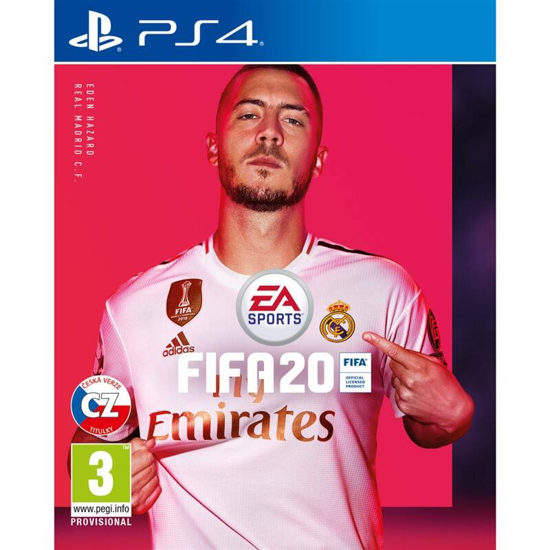 Hra EA PlayStation 4 FIFA 20 (EAP420617)