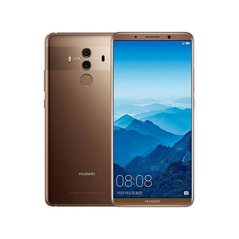 Mobilný telefón Huawei Mate 10 Pro Dual SIM (SP-MATE10PDSHOM) hnedý + Doprava zadarmo