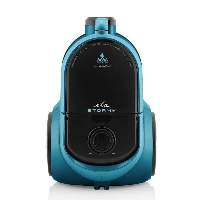 Podlahový vysavač ETA Stormy 2517 90000 modrý