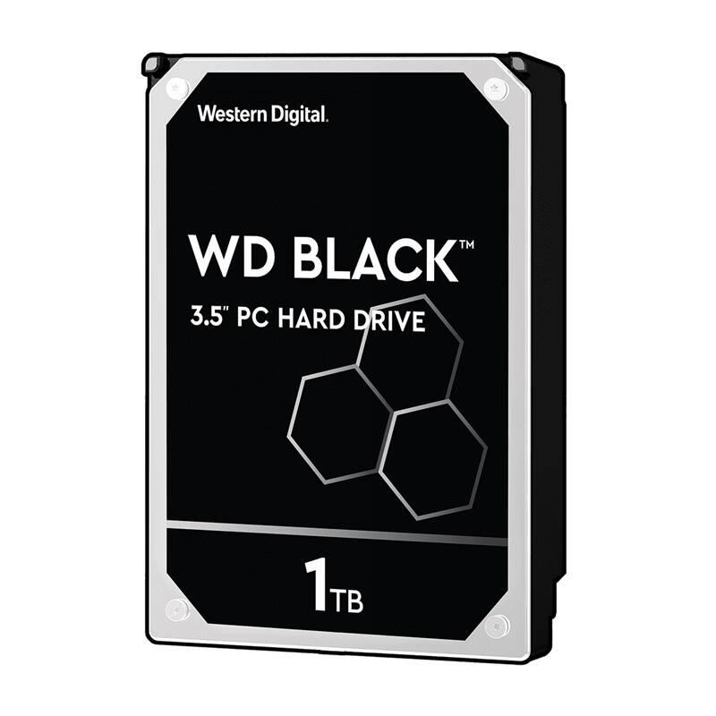 """Pevný disk 3,5"""" Western Digital Black 1TB (WD1003FZEX) + Doprava zadarmo"""