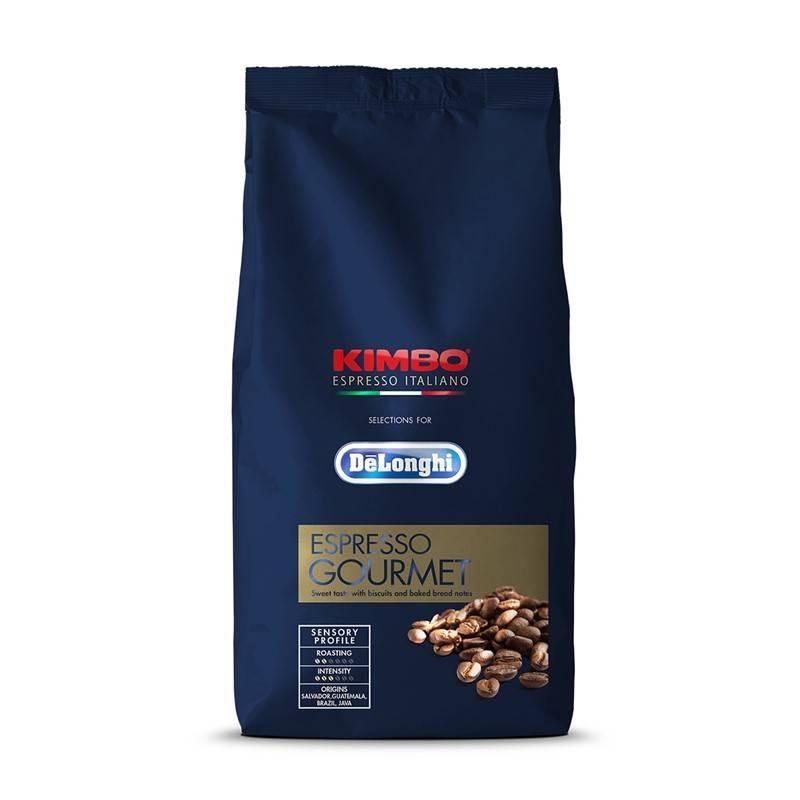 Káva zrnková DeLonghi Gourmet 250g