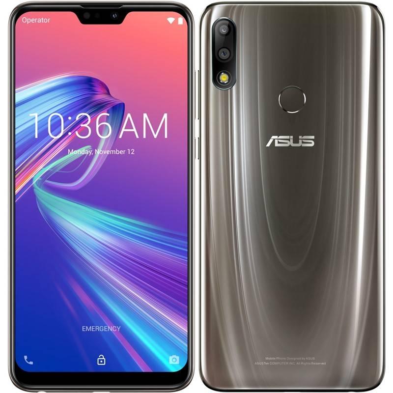 Mobilný telefón Asus ZenFone Max Pro M2 Dual SIM (ZB631KL-4J068EU) strieborný