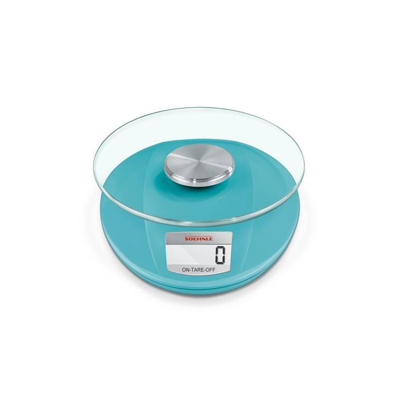 Kuchynská váha Leifheit Roma modrá