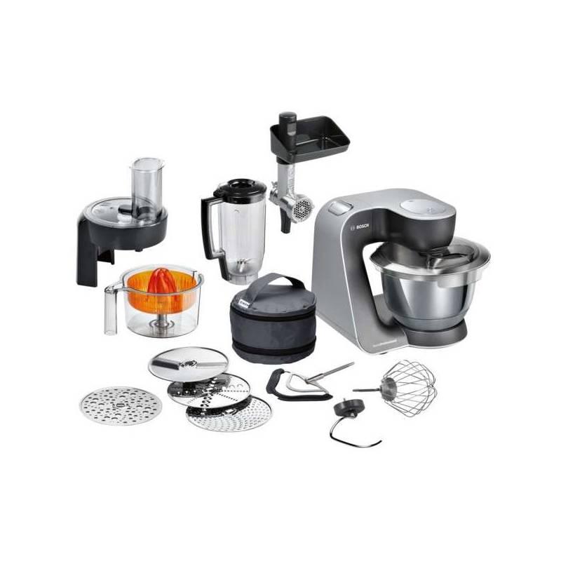 Kuchynský robot Bosch MUM58M59 čierny