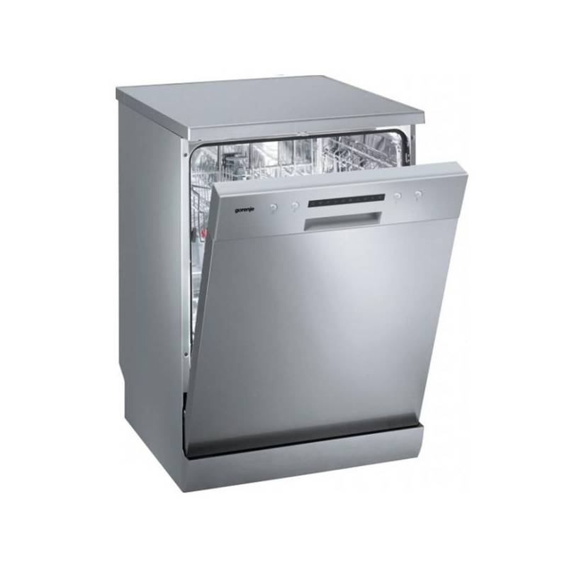 Umývačka riadu Gorenje GS62115X strieborná