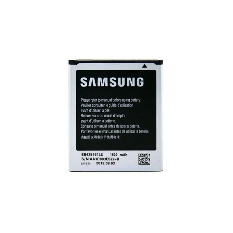 Batéria Samsung 1 500 mAh, Li-Ion, pro Samsung Galaxy Ace 2, DUO S (bulk) (EB425161LU)