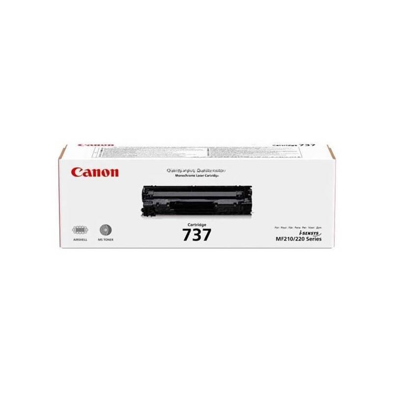 Toner Canon CRG 737 (9435B002) čierny + Doprava zadarmo