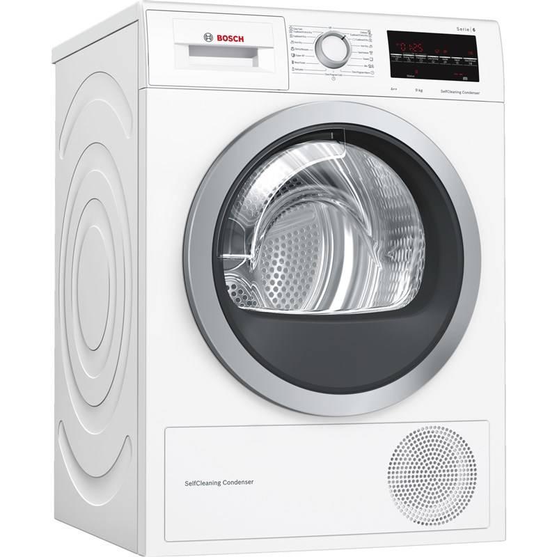 Sušička prádla Bosch WTW85461BY bílá