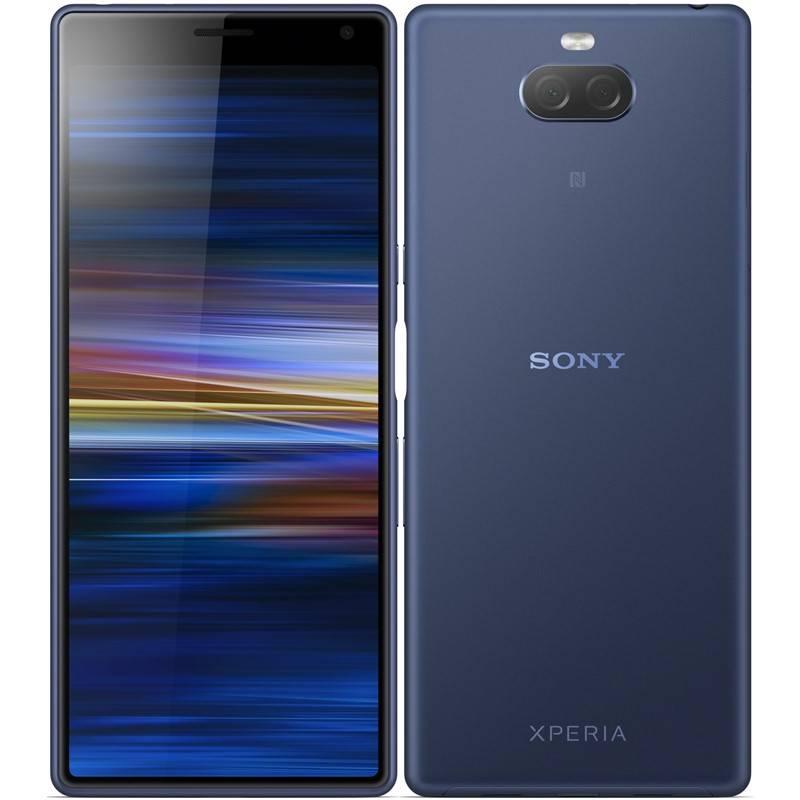 Mobilní telefon Sony Xperia 10 (I4113) (1318-6279) modrý