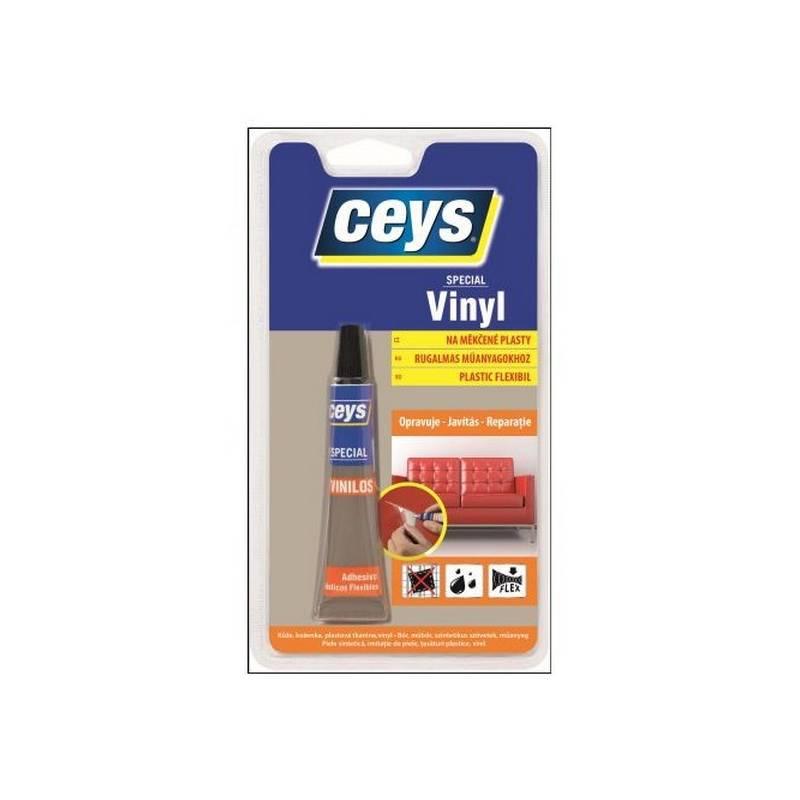 Lepidlo Ceys na měkčené plasty, 15 ml