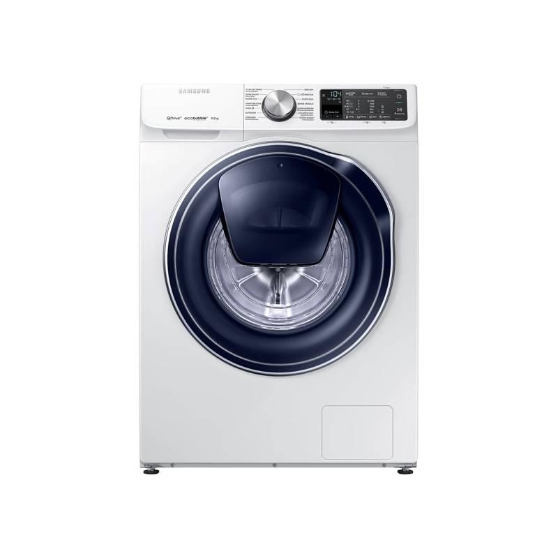 Automatická práčka Samsung WW90M649OPM/ZE biela Čistič oken ETA Aquarelo 0262 90000 (zdarma) + Doprava zadarmo