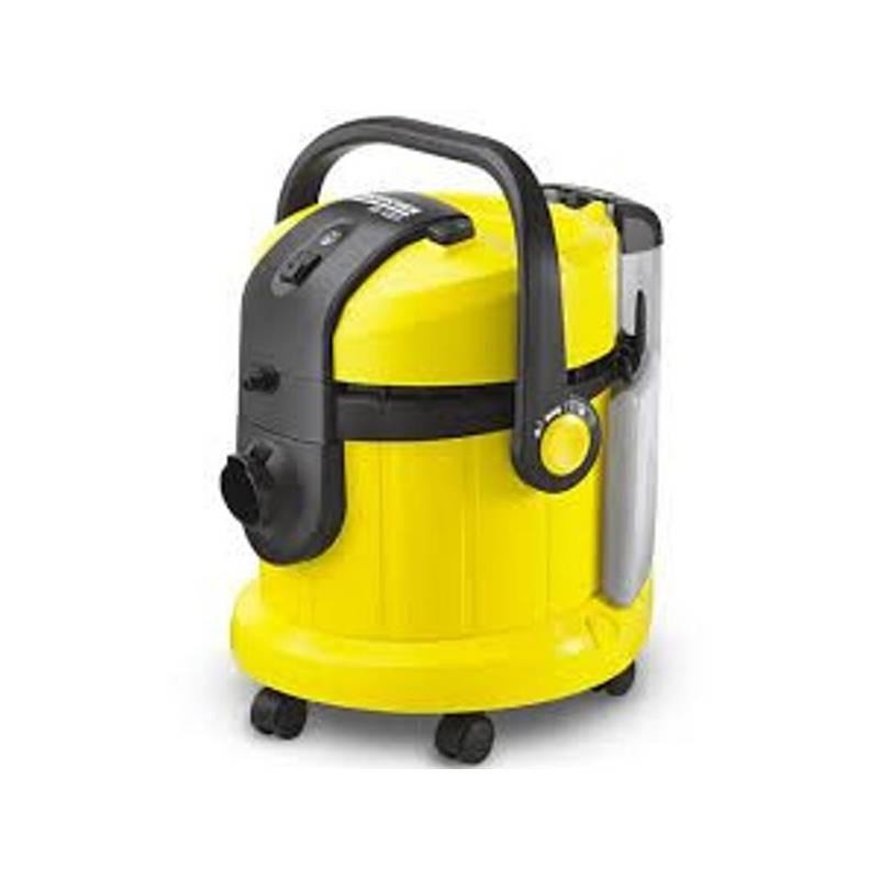 Vysávač viaceúčelový Kärcher SE 4001 čierny/žltý + Doprava zadarmo