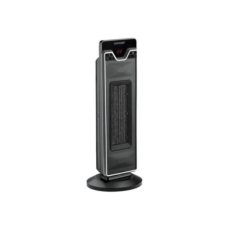 Teplovzdušný ventilátor Concept VT-8020 čierny