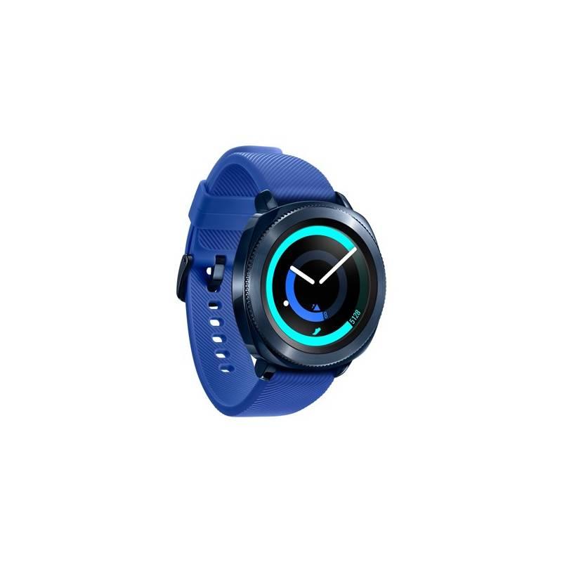 Chytré hodinky Samsung Gear Sport (SM-R600NZBAXEZ ) modrý