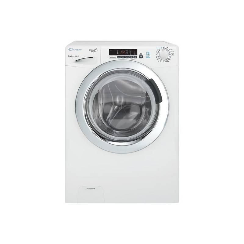 Automatická práčka Candy GVS 138DC3-S biela + dodatočná zľava 10 %
