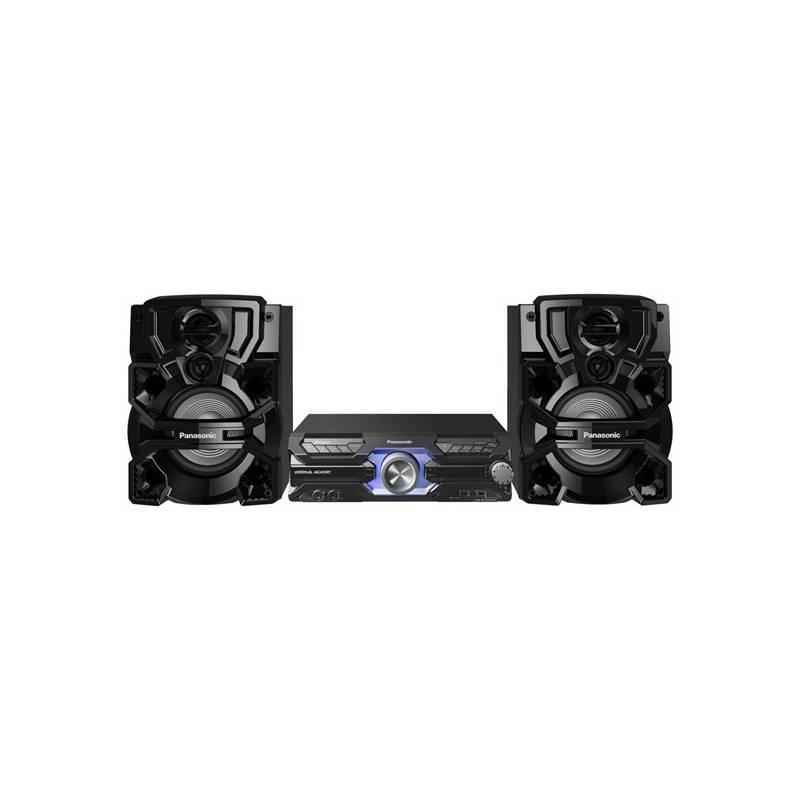 HiFi systém Panasonic SC-AKX710E-K čierny + Doprava zadarmo