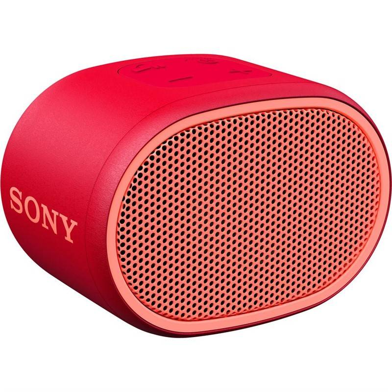Prenosný reproduktor Sony SRSXB01 (SRSXB01R.CE7) červený
