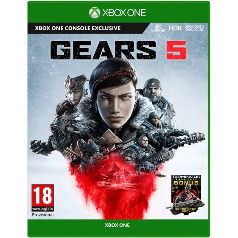 Hra Microsoft Xbox One Gears 5 Standard Edition (6ER-00014) + Doprava zadarmo