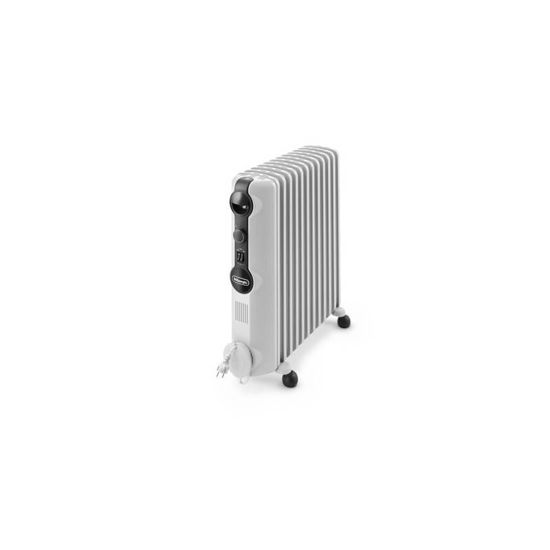 Olejový radiátor DeLonghi Radia-S TRRS1225 biely + Doprava zadarmo