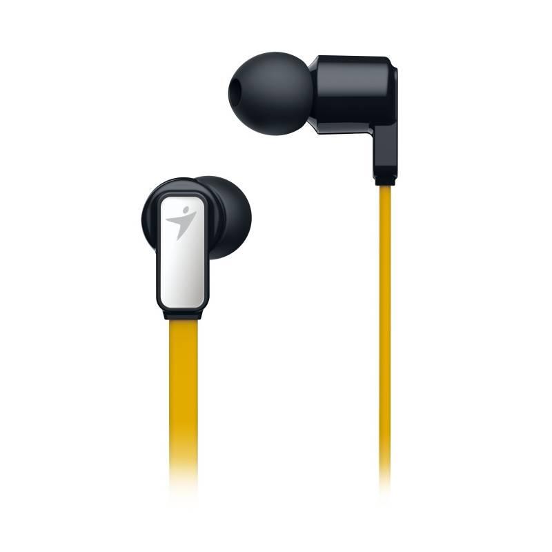 Sluchátka Genius HS-M260 (31710194102) žlutá